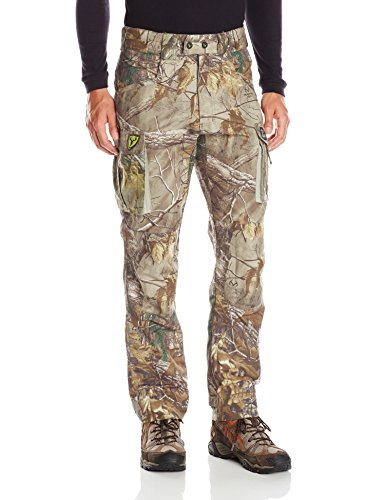 scentblocker recon lite pants, real tree xtra