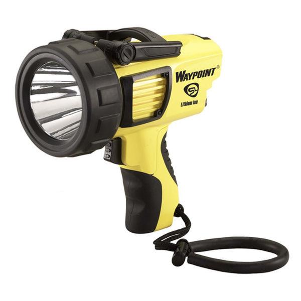 streamlight waypoint-yellow-120v-ac-