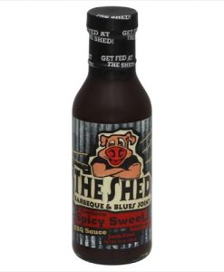 the shed spicy southern bbq sauce