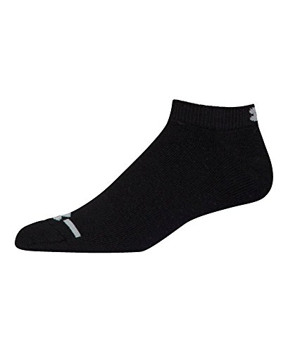 under armour men's charged cotton no show socks