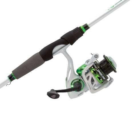 lew's mach1spincombo