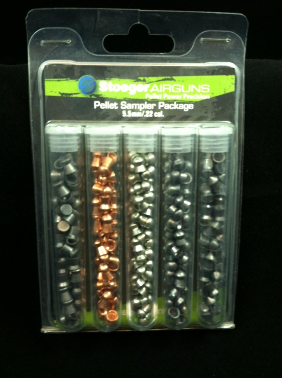 stoeger pellet sampler pack