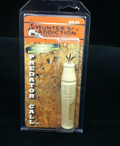 hunter's addiction predator call - premium mouth call