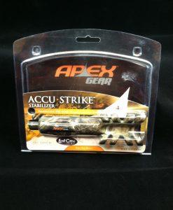 apex gear accu-strike stabilizer
