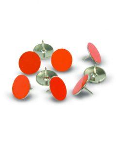x-stand orange trail marking tacks
