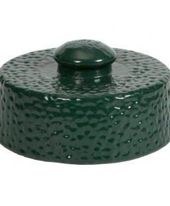 big green egg ceramic damper top for small or minimax egg