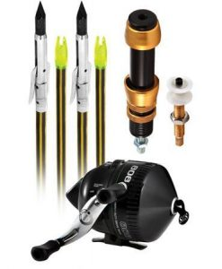 cajun bowfishing yellow jacket bowfishing kit