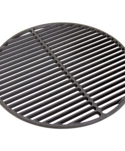 big green egg cast iron cooking grid for small-minimax egg black 13in