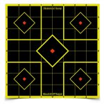 "birchwood casey shoot•n•c 8"" sight-in, 6 targets"