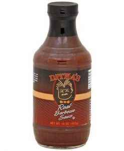 ditka's real barbeque sauce