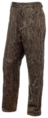 drake non-typical jean cut fleece-lined pants