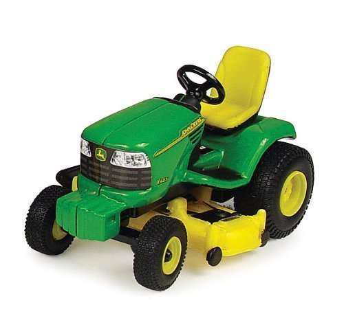 ertl toys john deere x48s lawn tractor collect n play series