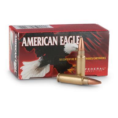 federal american eagle 5.7x28mm 40 grain fmj ammo