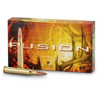 federal fusion .260 rem 120 grain