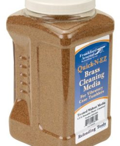 frankford arsenal 881538 arsenal brass cleaning walnut media