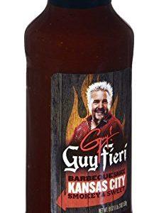 guy fieri kansas city smokey & sweet barbeque sauce