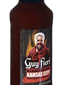 guy fieri kansas city smokey & sweet barbeque sauce