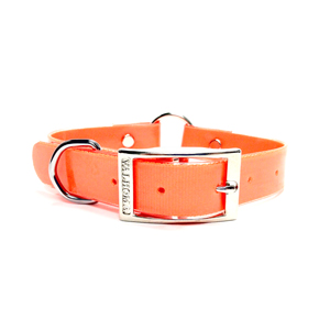 valhoma hunting plastic collar w/ center ring