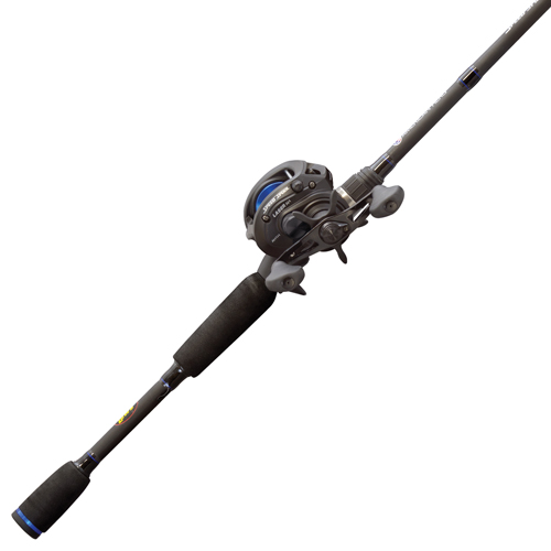 lews fishing american heroes speed spool baitcast combo