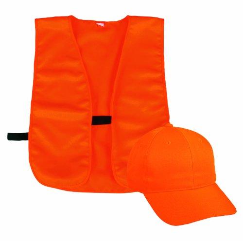 outdoor cap blaze cap and vest