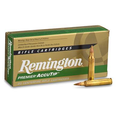 remington accutip 7mm-08 rem. 140 grain