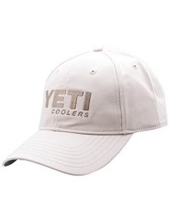 yeti full panel low profile hat-tan