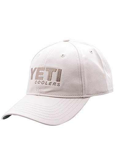 yeti full panel low profile hat-tan