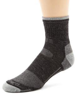 carhartt men's all-terrain quarter sock