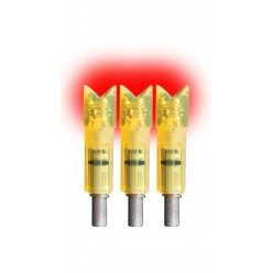 burt coyote lumenok crossbow bolt end 3 pk.
