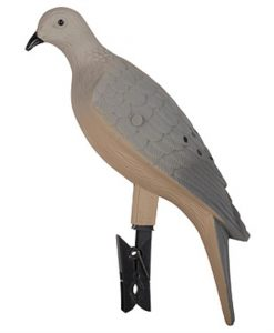 mojo outdoors clip on dove decoys (4-pack)