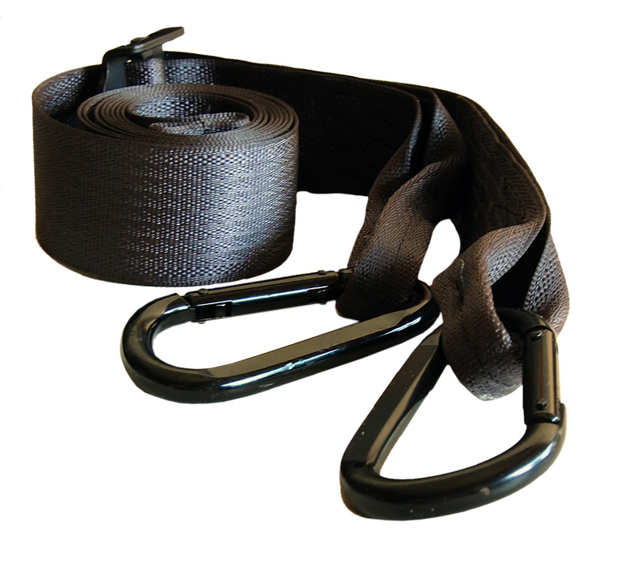 hunter safety system lineman's style climbing strap
