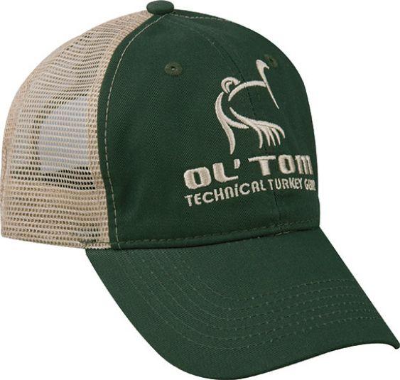 ol' tom mesh-back cap