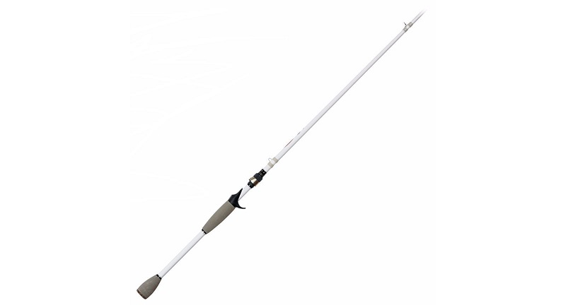 "duckett fishing ghost 7'6"" medium heavy action crankin' rod"