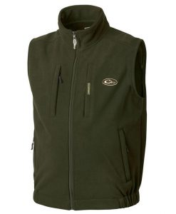 drake youth mst windproof layering vest