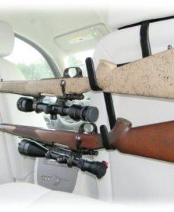 miller ultra seat rack headrest gun and bow carrier