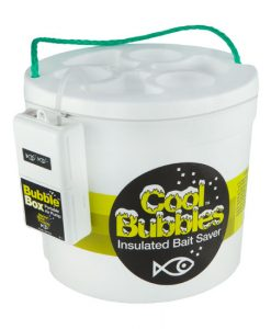 marine metal products cool bubbles - 8 qt. insulated bait saver