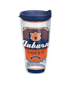 tervis auburn tigers pregame prep 24 oz. wrap w/ lid