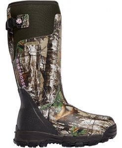 "lacrosse women's alphaburly pro 15"" realtree xtra 800g"
