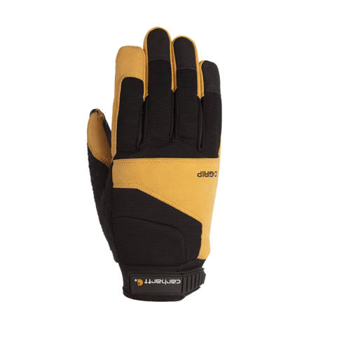 carhartt men's c-grip tri-grip gloves