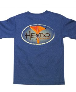 heybo foots short sleeve t-shirt