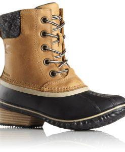 sorel women's slimpack ii lace boot