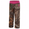 carhartt girls' infant/toddler realtree xtra fleece pant