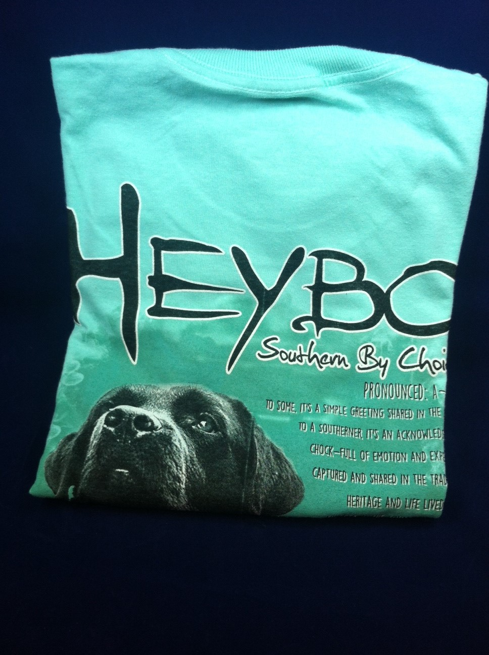 abd0c192 Heybo Maggie Definition Short Sleeve T-shirt | Safford Trading Company