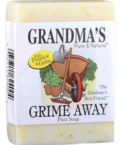 grandma's grime away- dirty grimy hand soap 4.0 oz.