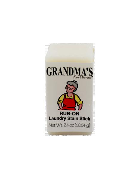 grandma's laundry stain stick 2.2 oz.