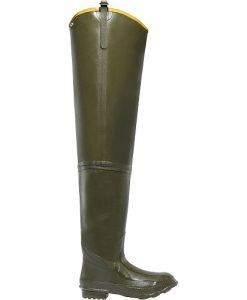 "lacrosse men's marsh 32"" od green"