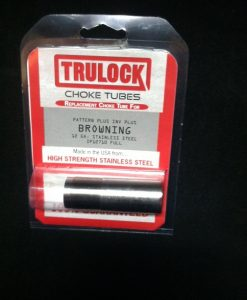 trulock browning invector plus pattern plus 12 ga. , full