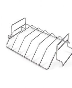 big green egg rib and roast rack for xxlarge, xlarge and large eggs