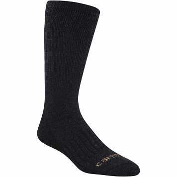 carhartt men's cold weather base-layer liner sock 3 pk.