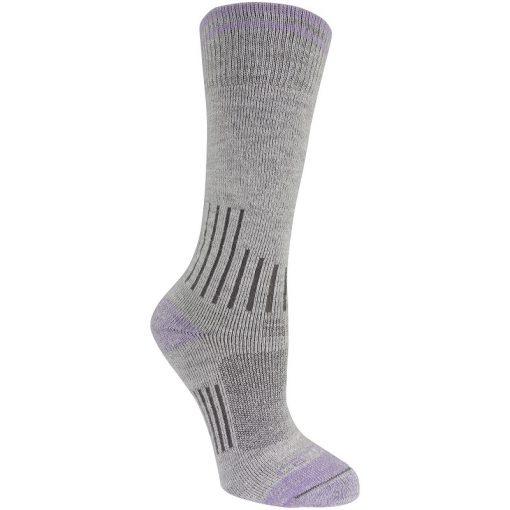 carhartt women's work-dry merino wool graduated compression sock